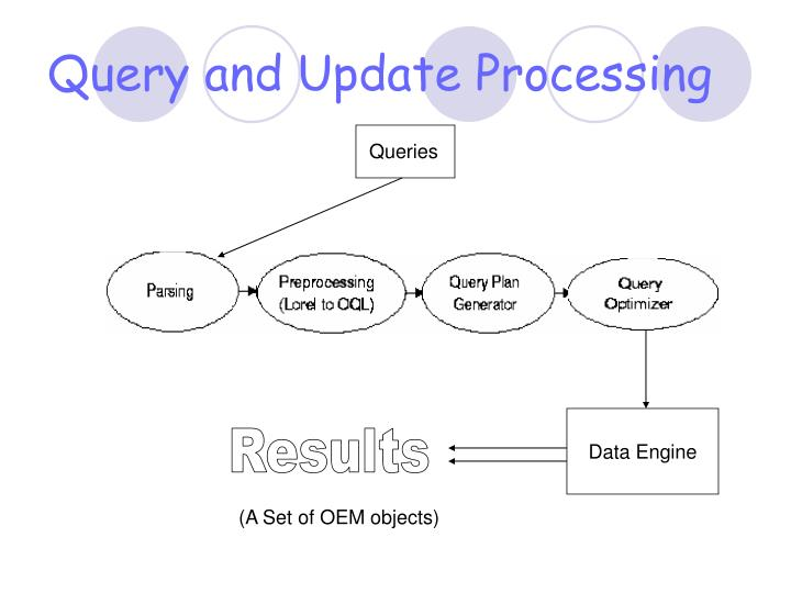 Query and Update Processing