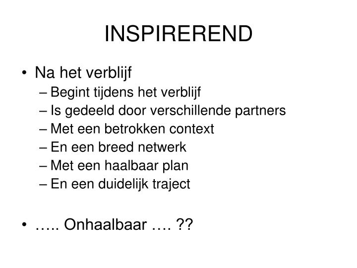 INSPIREREND