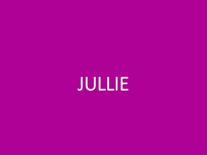 JULLIE