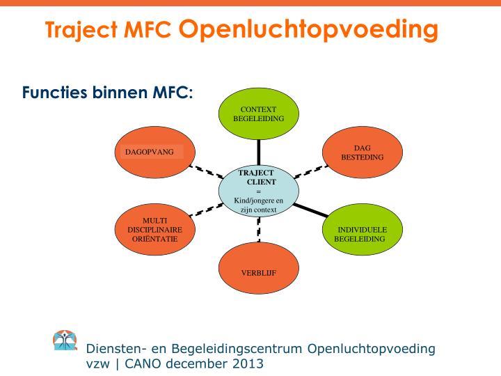 Traject MFC