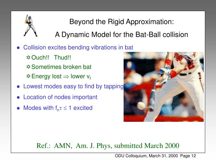 Beyond the Rigid Approximation: