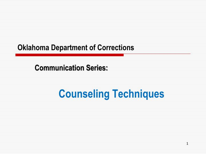 oklahoma department of corrections n.