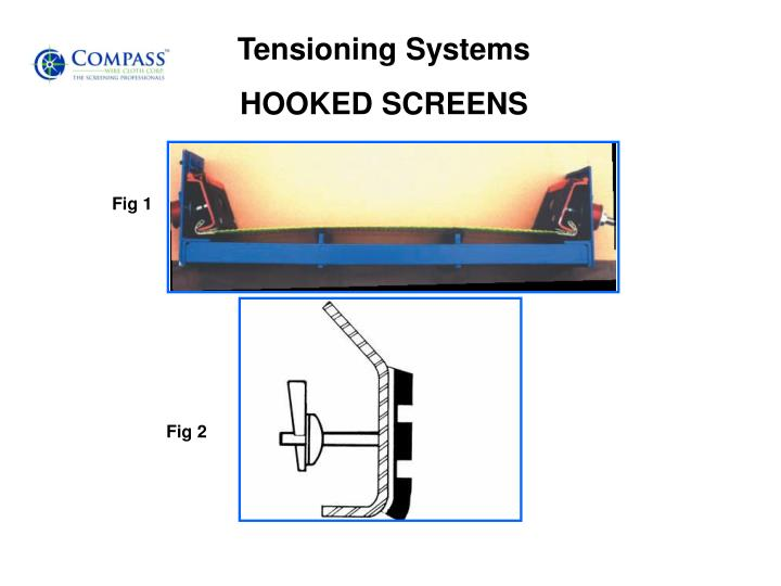Tensioning Systems