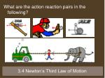 3 4 newton s third law of motion2