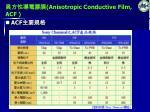 anisotropic conductive film acf5