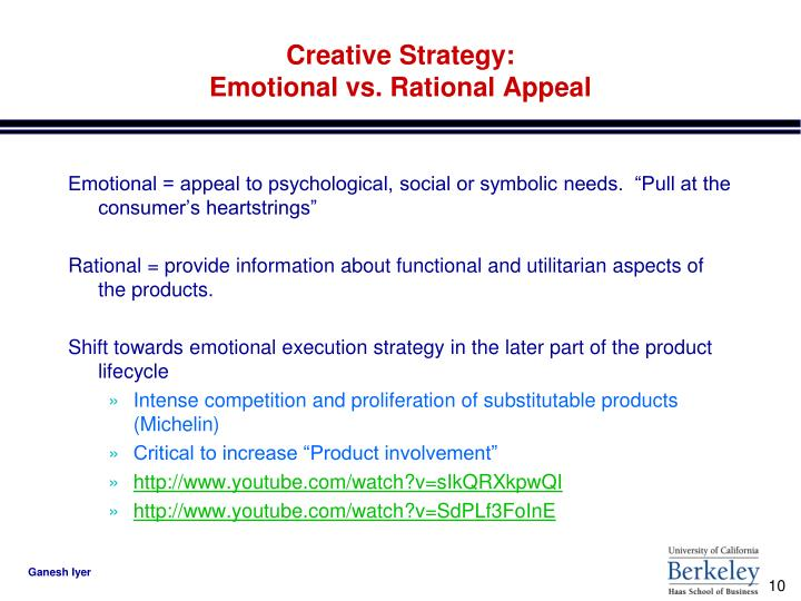 Creative Strategy: