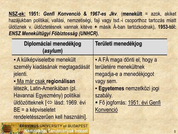 NSZ-ek: