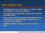 about flashlight online1