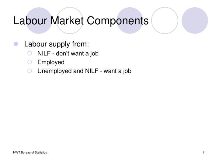 Labour Market Components