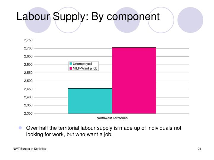 Labour Supply: By component