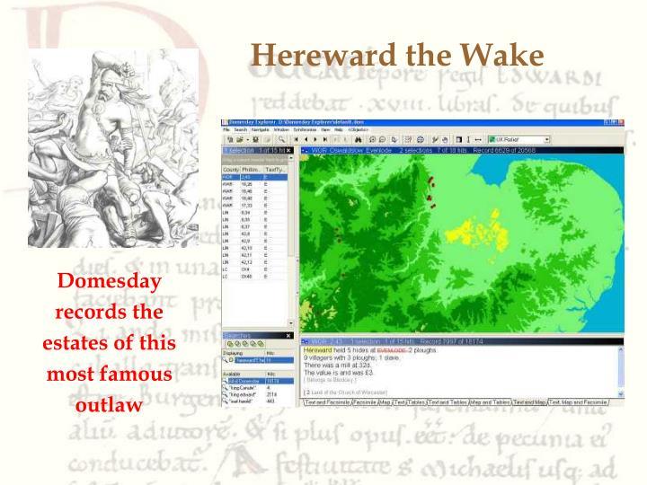 Hereward the Wake