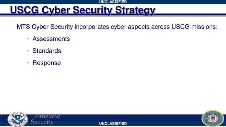USCG Cyber Security Strategy