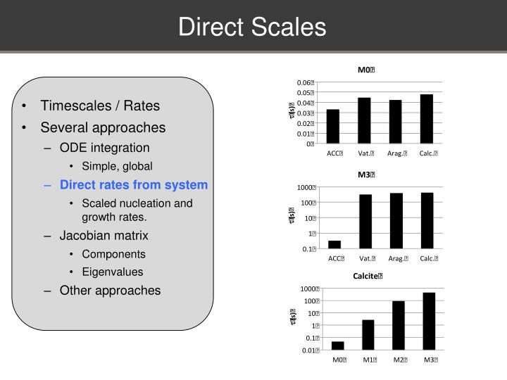 Direct Scales