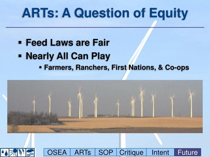Feed Laws are Fair