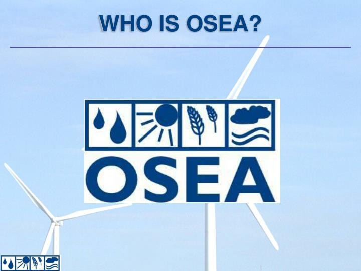 Who is osea