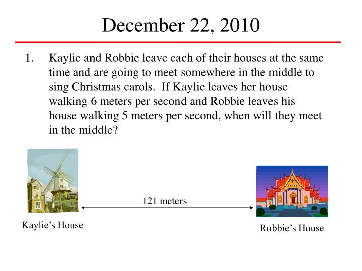 December 22, 2010