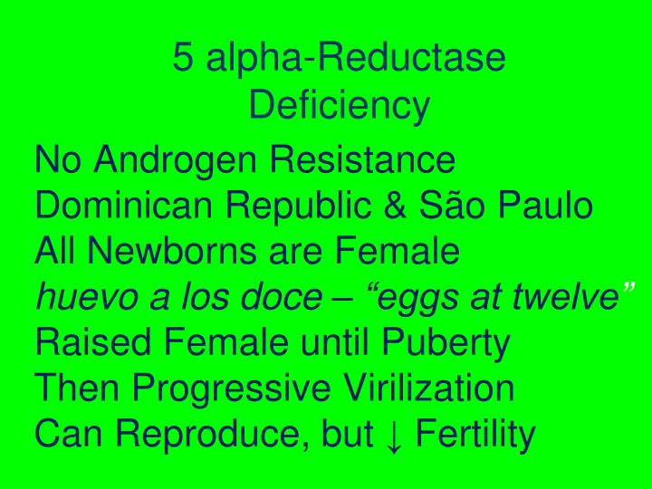 5 alpha-Reductase