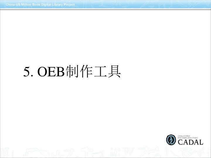 5. OEB