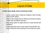 layout of data1