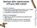 gestione della comunicazione efficacia delle riunioni3