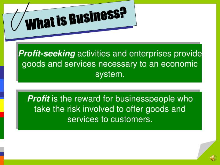 what is business n.
