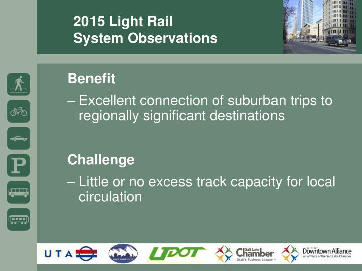 2015 Light Rail