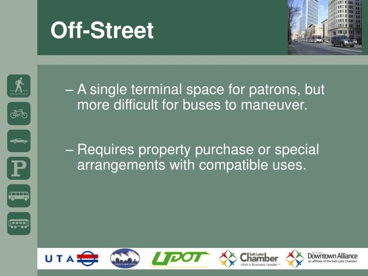Off-Street