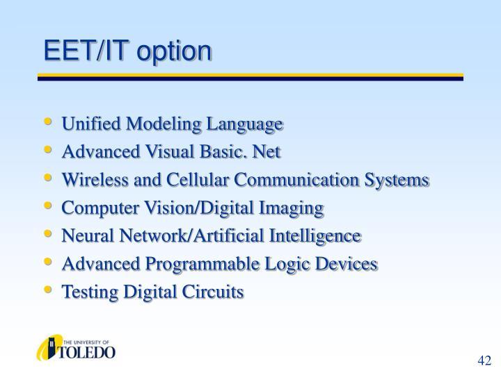 EET/IT option
