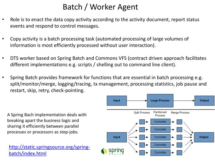 Batch / Worker Agent