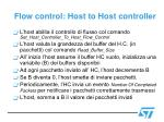 flow control host to host controller