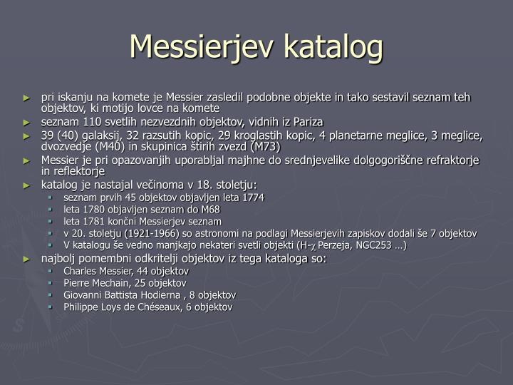 Messierjev katalog