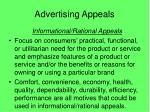 advertising appeals1