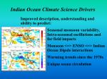 indian ocean climate science drivers