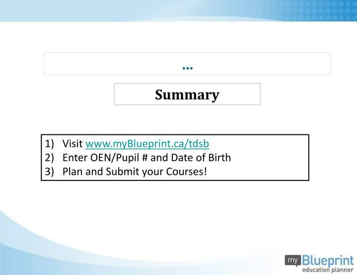 Ppt course selection steps powerpoint presentation id3348757 summary malvernweather Images