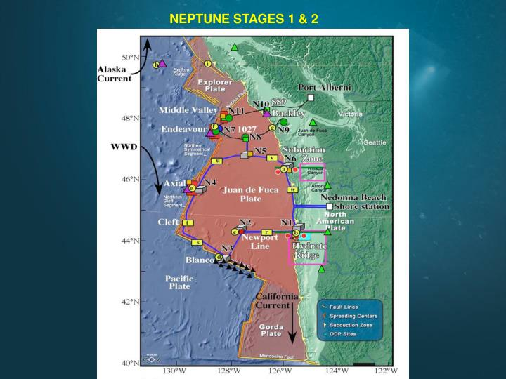 NEPTUNE STAGES 1 & 2