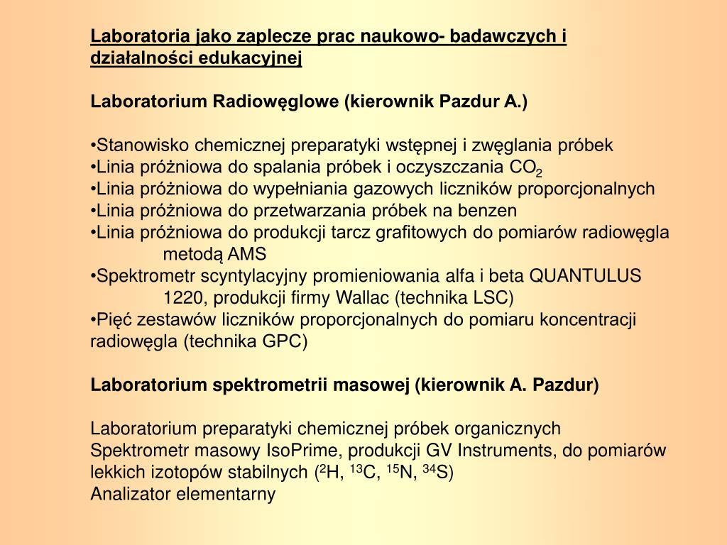datowanie radiometryczne radiowęglowe