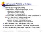 component assembly package1