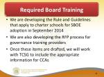 required board training4