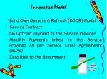 innovative model