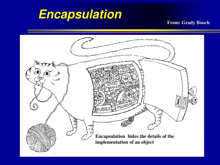 Encapsulation