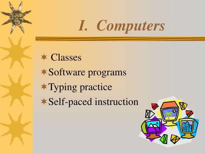 I computers