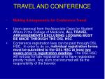 travel and conference2
