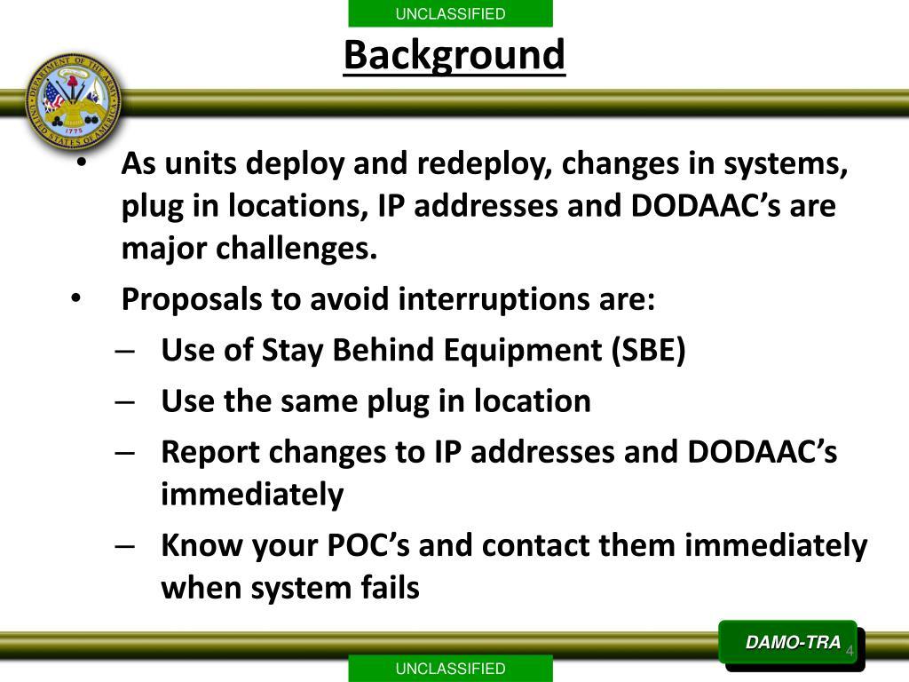 PPT - Information Brief PowerPoint Presentation - ID:3348883