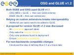 osg and glue v1 2