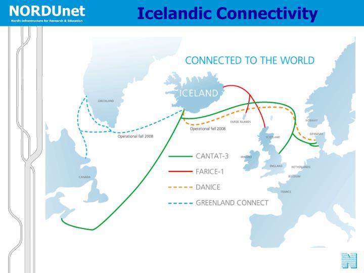 Icelandic Connectivity