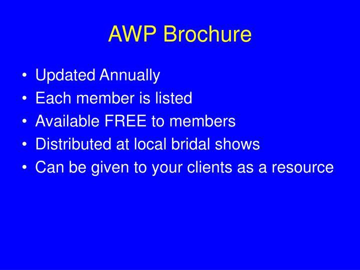 AWP Brochure