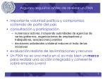 algunos requisitos antes de realizar un pan