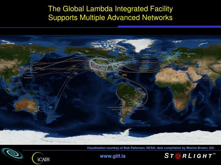 The Global Lambda Integrated Facility