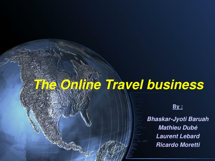 the online travel business n.