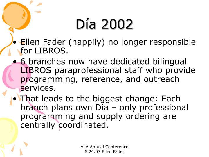 Día 2002